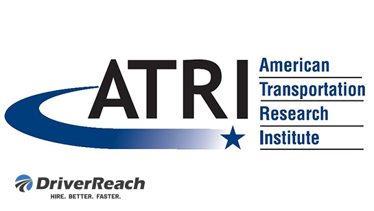 2019 ATRI SURVEY | Weigh in on Today's Biggest Concerns For Trucking Company Executives
