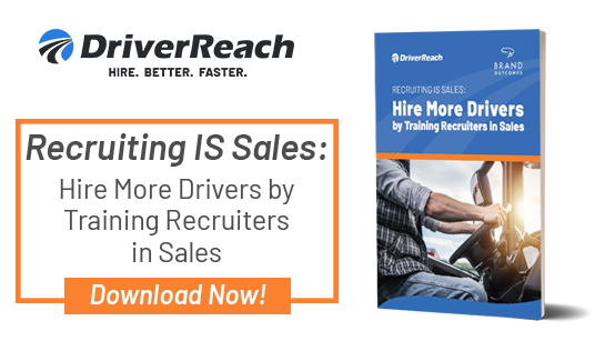 Ebook: How to Hire More Drivers by Training Recruiters in Sales