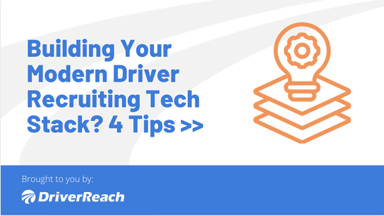 Building Your Modern Recruiting Tech Stack