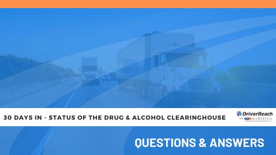 Part 1 Webinar Q&A: