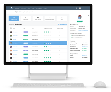 Why Do You Need an Applicant Tracking System for Your Driver Recruiting Team
