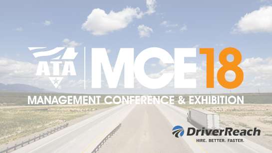 DriverReach Debuts New User Interface at ATA Management Conference & Exhibition