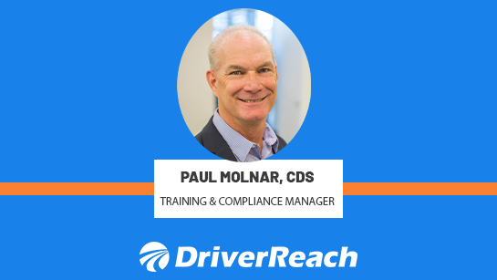 DriverReach Hires Compliance and Training Manager to Lead Partnerships with Commercial Vehicle Training Industry