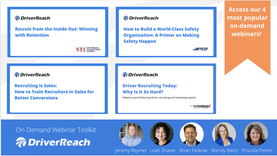 Now Available: Your On-Demand Webinar Toolkit