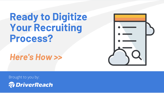 Ready to Digitize Your Recruiting Process? Here's How!