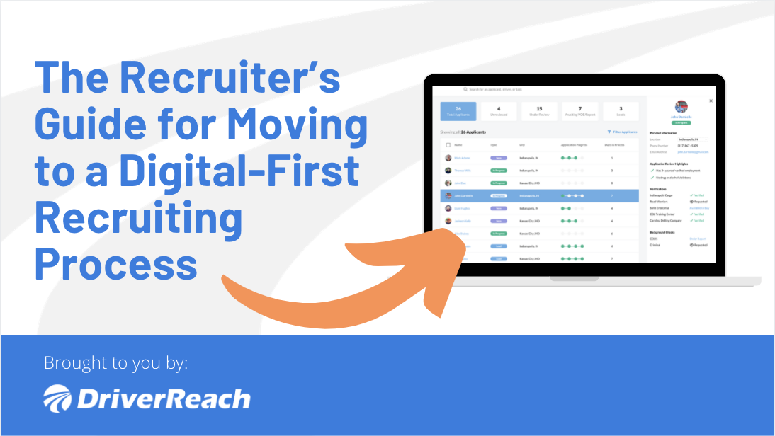 The Recruiter's Guide to Moving to a Digital-First Recruiting Process