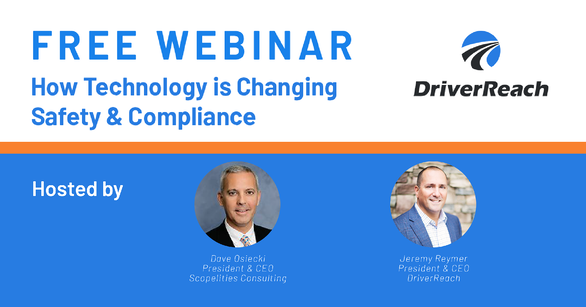 WEBINAR: How Technology is Changing Safety & Compliance