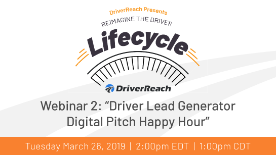 Upcoming Webinar: Digital Pitch Happy Hour