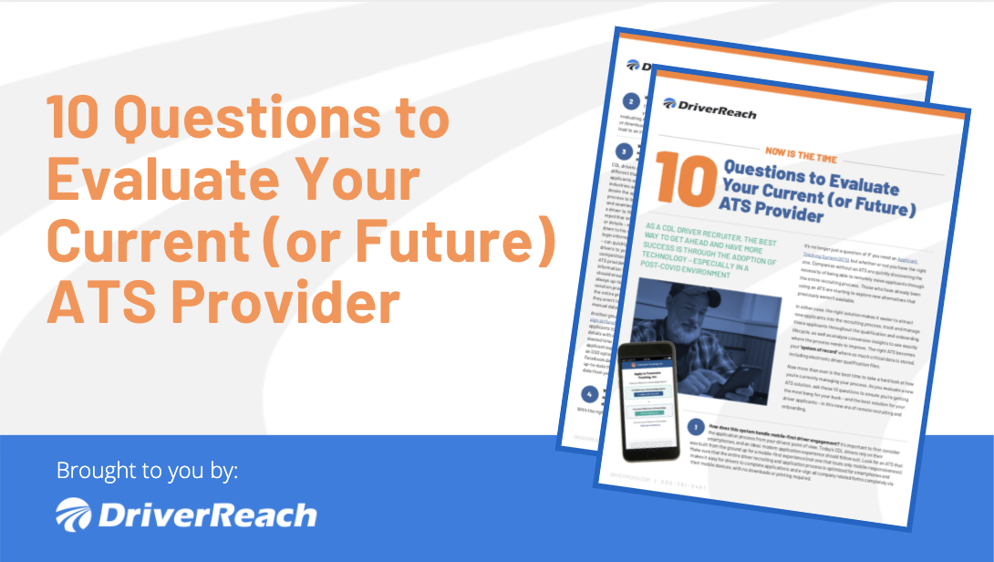 10 Questions to Evaluate Your ATS Provider