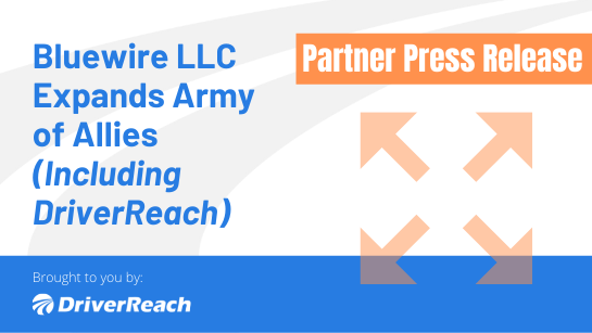 Bluewire LLC Expands Army of Allies