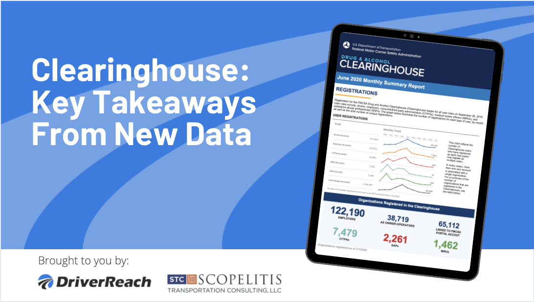 Clearinghouse: Key Takeaways From New Data