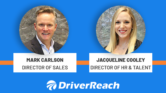 DriverReach Grows Senior-Level Staff through Promotions and New Hires