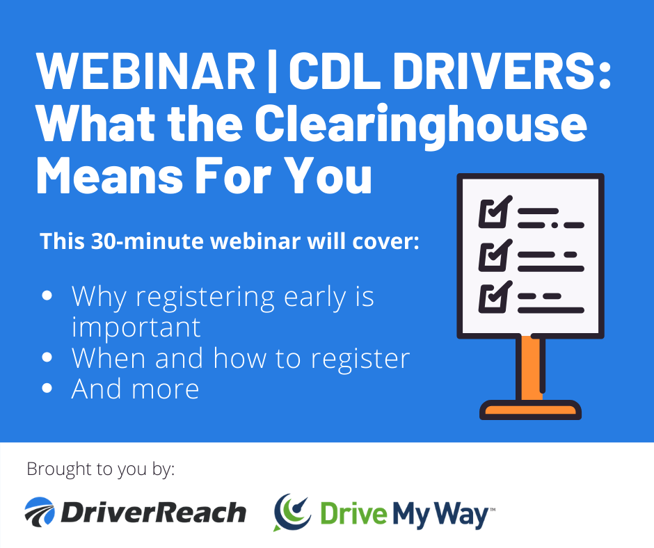 Are Your Drivers Prepared for the Drug & Alcohol Clearinghouse? Here are the Step-By-Step Instructions: