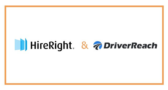 HireRight Integration Helps Companies Hire Drivers Faster