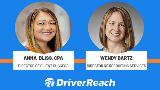 DriverReach Levels-Up Team with Two New Hires